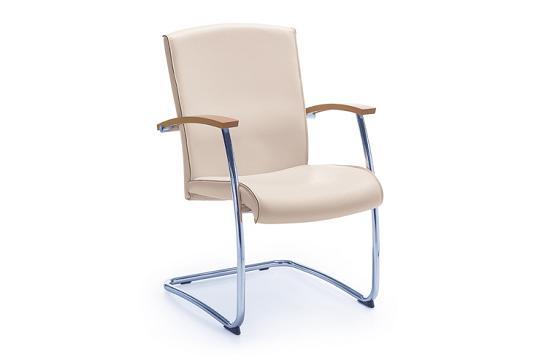 Krzesło konferencyjne Niko 21V chrom H