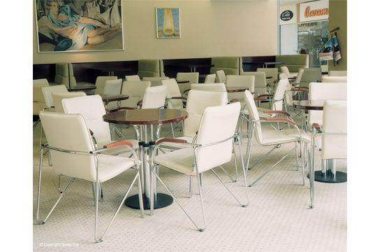 Krzesła konferencyjne Samba 06