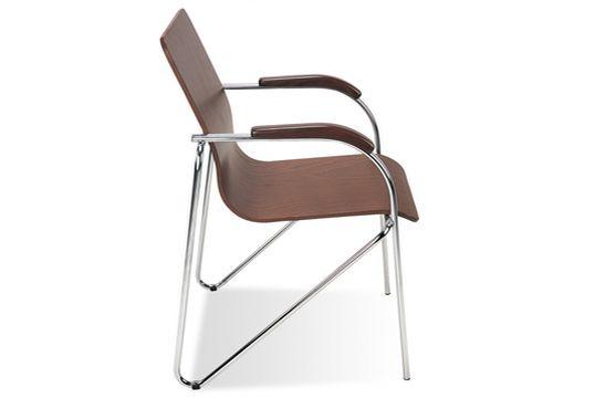 Krzesła konferencyjne Samba 08