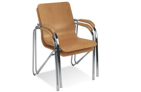 Krzesła konferencyjne Samba 10