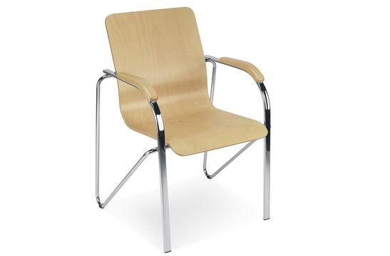 Krzesła konferencyjne Samba 09