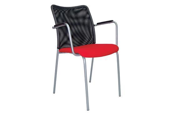 Krzesło konferencyjne Sun H metalik 2P