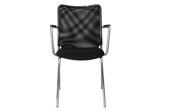 Krzesło konferencyjne Sun H chrom 2P