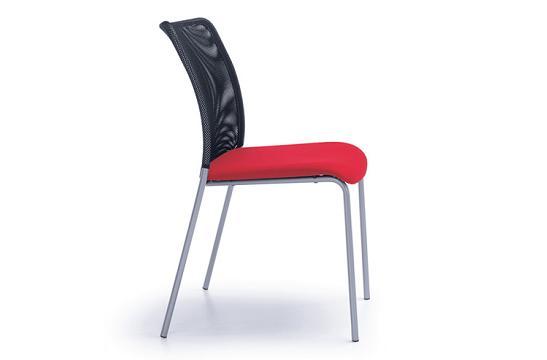 Krzesło konferencyjne Sun H metalik