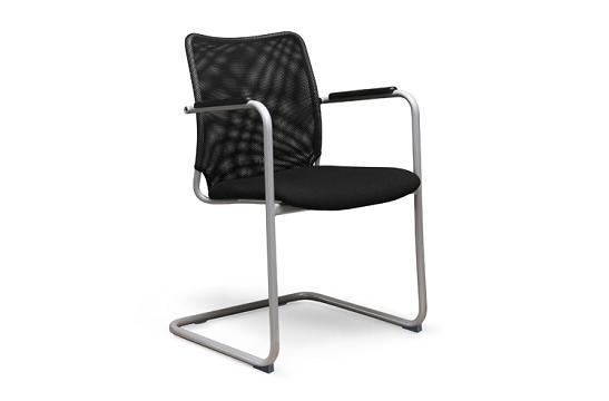 Krzesło konferencyjne Sun V metalik 2P