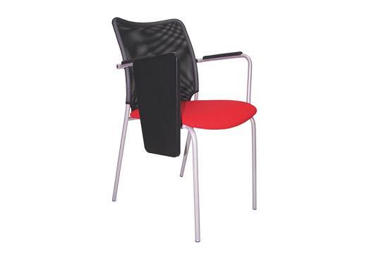 Krzesło konferencyjne Sun H metalik 2PB