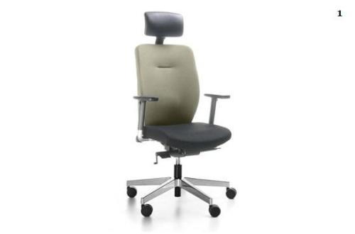 Fotele gabinetowe Dual 01