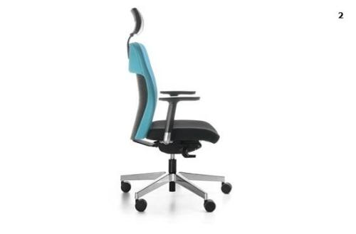 Fotele gabinetowe Dual 02