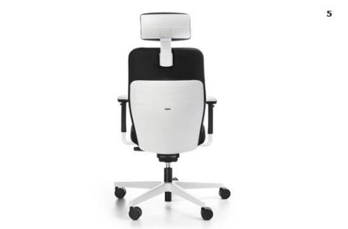 Fotele gabinetowe Dual 05