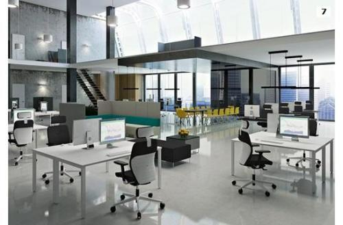 Fotele gabinetowe Dual 07