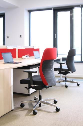 Fotele gabinetowe Dual 09