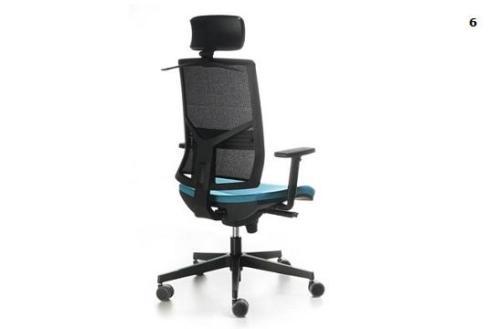 Fotele gabinetowe Eleven 06