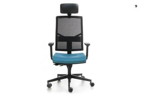 Fotele gabinetowe Eleven 09