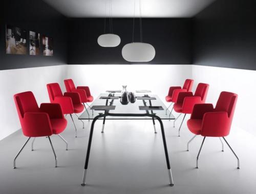 Fotele gabinetowe In Access 02