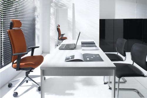 Fotele gabinetowe Veris 01