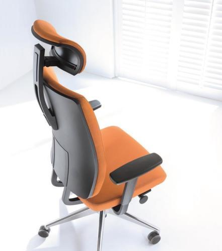 Fotele gabinetowe Veris 09