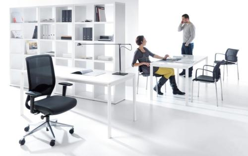 Fotele gabinetowe Veris Net 02