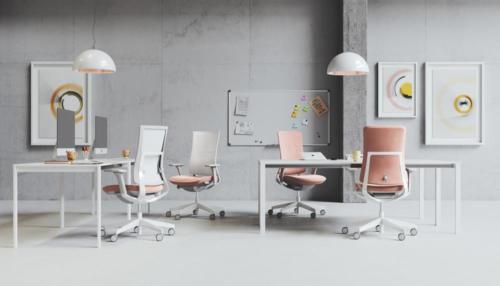 Fotele gabinetowe Voille 01