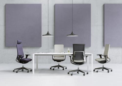 Fotele gabinetowe Voille 02