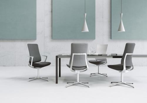 Fotele gabinetowe Voille 03