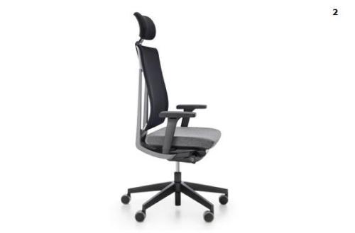 Fotele gabinetowe  Xenon Net 02