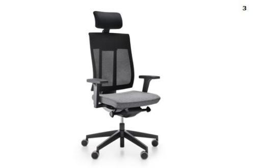 Fotele gabinetowe  Xenon Net 03