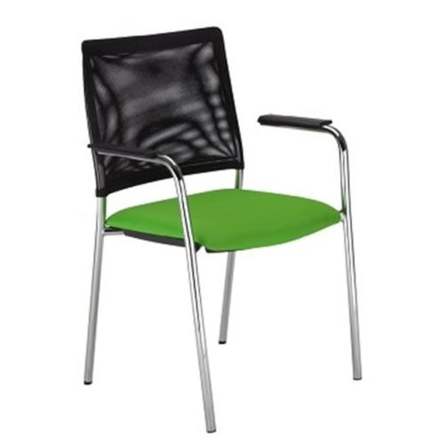 Krzesła konferencyjne Intrata 04