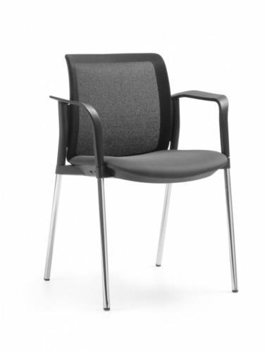 Krzesła konferencyjne Kyos 01