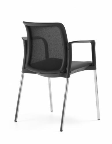 Krzesła konferencyjne Kyos 02