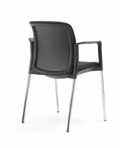 Krzesła konferencyjne Kyos 04