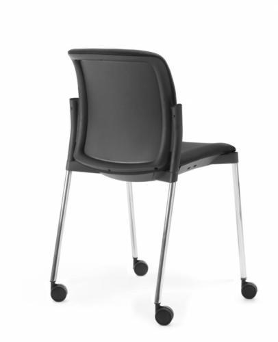 Krzesła konferencyjne Kyos 07