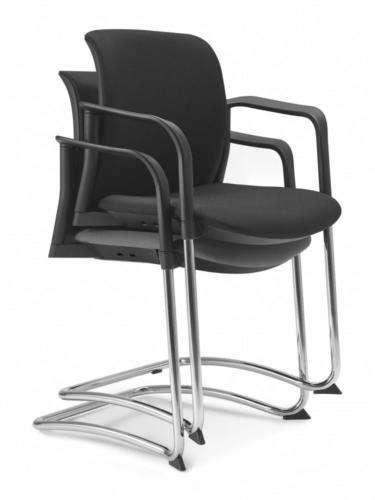 Krzesła konferencyjne Kyos 10