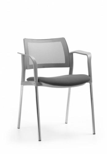 Krzesła konferencyjne Kyos 11