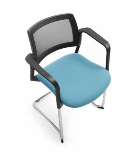 Krzesła konferencyjne Kyos 23