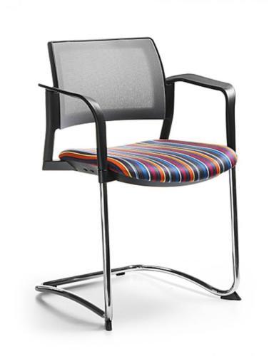 Krzesła konferencyjne Kyos 24