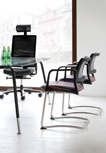 Krzesła konferencyjne Kyos 28