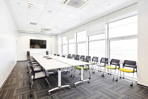 Krzesła konferencyjne Kyos 29