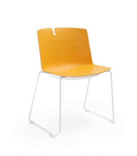 Krzesła konferencyjne Mork 09