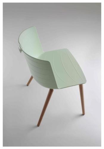 Krzesła konferencyjne Mork 18
