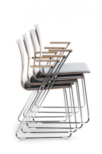 Krzesła konferencyjne Orte 03