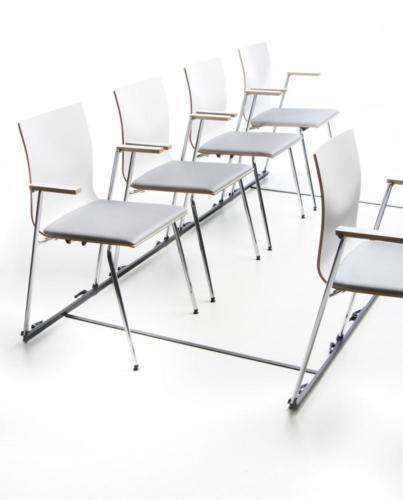 Krzesła konferencyjne Orte 24
