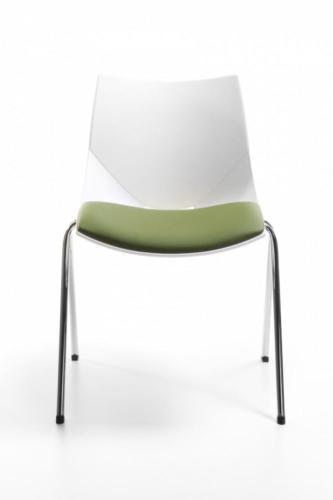 Krzesła konferencyjne Shell 01