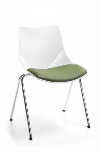Krzesła konferencyjne Shell 02