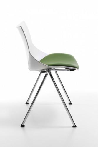 Krzesła konferencyjne Shell 03