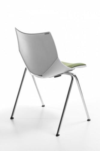 Krzesła konferencyjne Shell 04