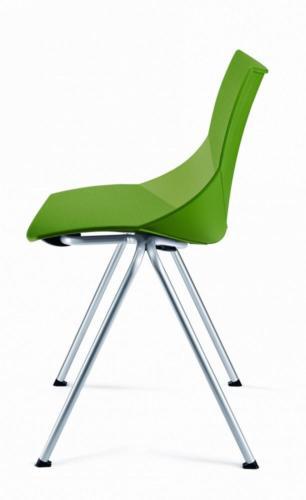 Krzesła konferencyjne Shell 06