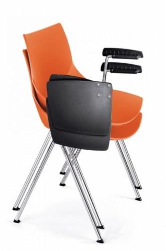 Krzesła konferencyjne Shell 10
