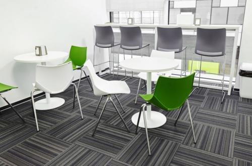 Krzesła konferencyjne Shell 16