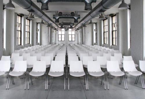 Krzesła konferencyjne Shell 18