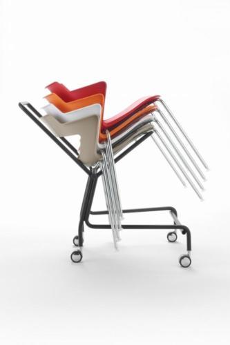 Krzesła konferencyjne Sky Line 10